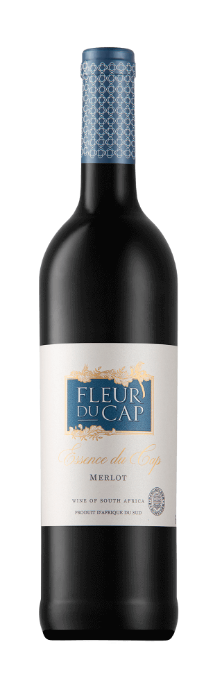 The Essence du Cap range Essence du Cap Merlot