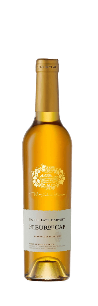 The Essence du Cap range Essence du Cap Noble Late Harvest