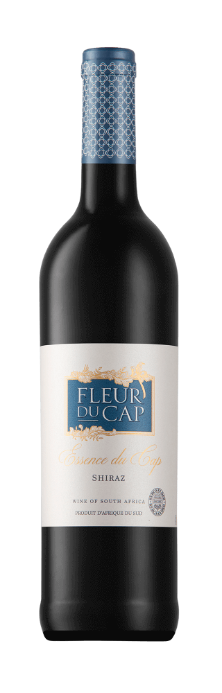 The Essence du Cap range Essence du Cap Shiraz