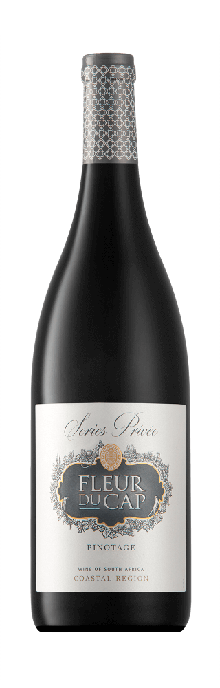 The Series Privée range Series Privée Pinotage